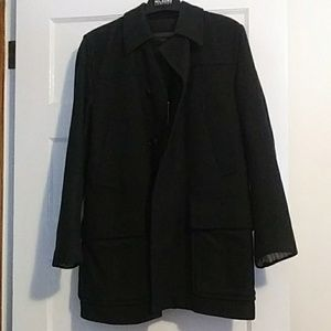Express Men's Wool Coat